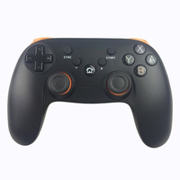 High quality Dual Classic Joystick Pro wireless Bluetooth gamepad controller joy-pad for Wii U