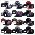 Fashion Metal Mulisha Baseball Caps Men Skull Bone Zombie Snapback Hip-Hop Adjustable Came Hats Women Dance Casquette Snap Back