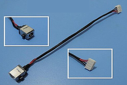 New Laptop DC Power Jack Charging Cable For ASUS X55VD K55D K55DR new laptop dc power jack charging cable for sony svf13n