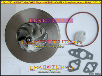 Turbo Kartuş Chra Çekirdek CT12 17201-64050 17201 64050 17201-64040 TOYOTA AVENSIS CAMRY CARINA TownAce LiteAce 2CT 2C-T 2.0L