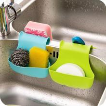 1 PCS/lot Sponge storage Rack Over The Sink Saddle Organizer Shelf Item Gear Accessories Supplies Products Kitchen Bath Gadgets