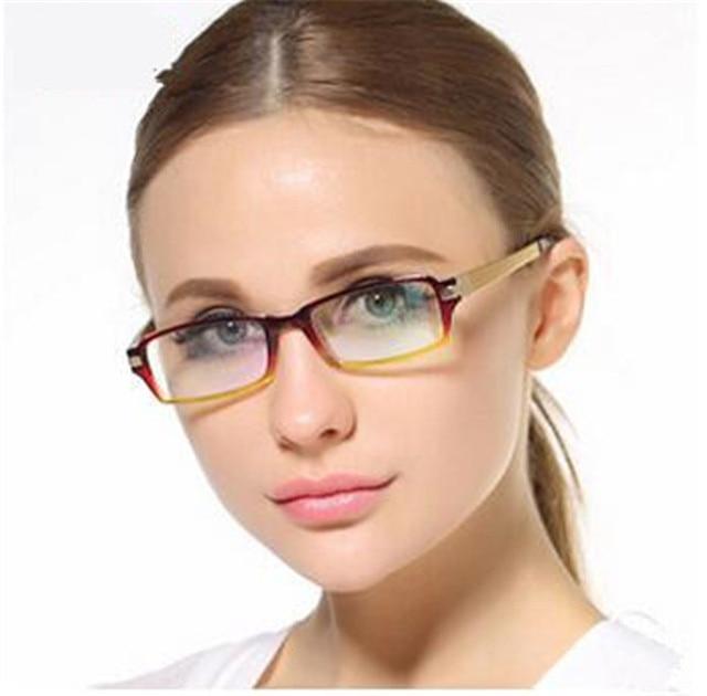 2016 new fashion brand designer eyeglasses frame women al mg eyeglass frames for women