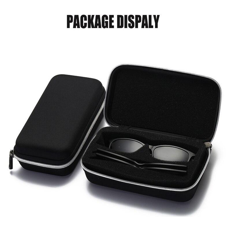 Optische Brillengestell Männer Frauen Mit 3 Polarisierten 3D Clip - Bekleidungszubehör - Foto 2