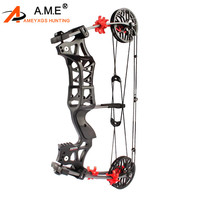 1Pc Archery M109E 30 60lbs Compound Bow Precision Steel Ball Bow Left/Right Hand Outdoor Hunting Shooting Archery Accessories