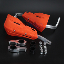 Split Motorcycle Handle bar handguards Hand Guards fit for KTM CRF YZF motocross 7/8
