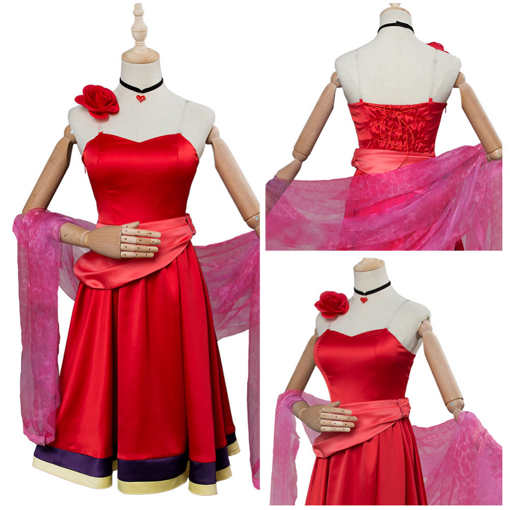 Persona 5 Cosplay Costume Anne Takamaki Costume Masquerade Dress Halloween Party Cosplay Costumes