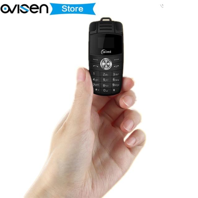 Car Key Mobile Phone Fsmart Taiml X6 Small Size Screen Bluetooth dialer MP3 Magic voice change Unlock Mini Cellphone