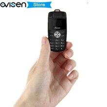 Chave do carro telefone móvel fsmart taiml x6 tamanho pequeno tela bluetooth dialer mp3 magia mudança de voz desbloquear mini celular