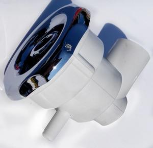"Image 4 - 3.5 ""אמבטיה אמבט ספא זרבובית, צינור חיבור 3/4"" x 10 מ""מ hydromassage סילון, ללכת בסט אמבטיה זרבובית 5523A"