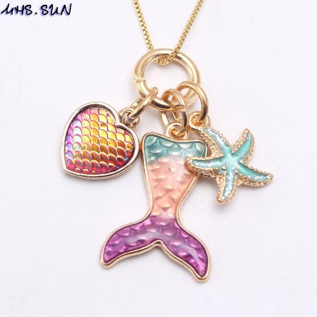 MHSSUN Cute Mermaid Tail...