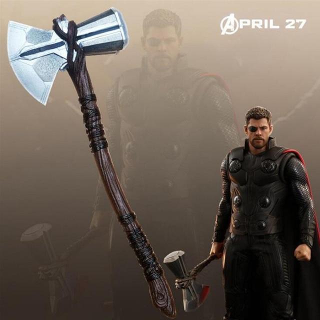 avengers infinity war thor stormbreaker cosplay thor axe hammer
