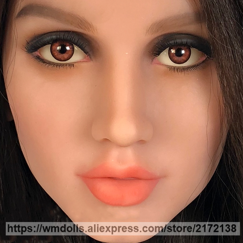 WMDOLL Brown/Blue/Green Eyes for real size silicone sex doll and love doll