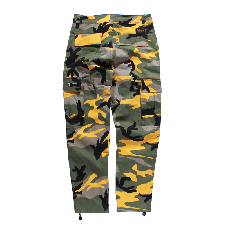 ROTHCO CAMO TACTICAL PANTS 7