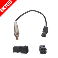 SKTOO Lambda sensor for OPEL/GMC/HONDA/ISUZU,3 wire,350mm OE No.:0258003277/0258005701/890793/97018587