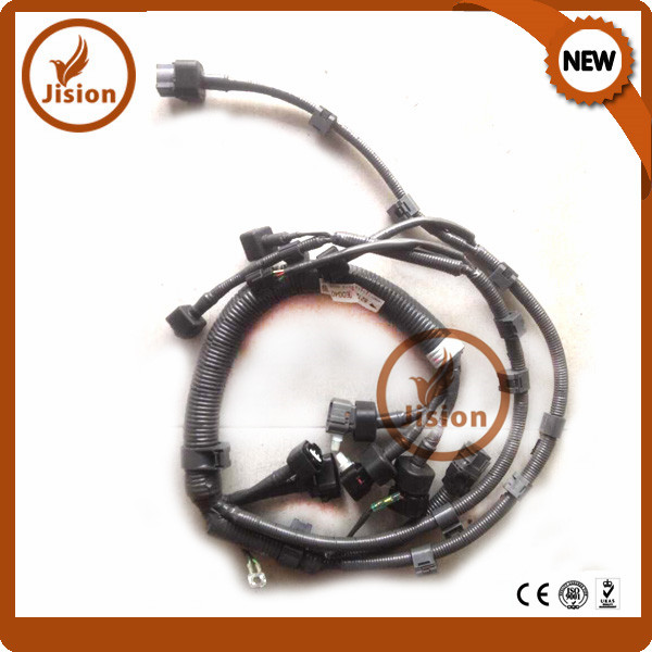 US $350.0 |JISION OEM PC200 8 6754 81 9440 6D107 engine wiring harness on