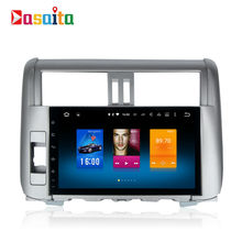Car 2din android GPS Navi for Toyota Prado 150 2010-2013 navigation head unit multimedia 2Gb+32Gb 64bit Android 6.0 PX5 8-Core