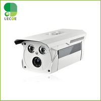 CCTV 1280x960P 1 3MP Outdoor Security Network IP POE Surveillance Camera Support Andriod And ISO View