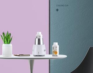 Image 4 - XIAOMI mijia מהיר קירור כוס קטן מיידי קירור וקירור כוס בית משרד משקה קר מכונה מכשיר קטן קומקום