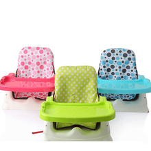 New Baby Infant Seat Cushion Dot Pattern Car Seat Pad Cotton Warm Thick Cart Cover Mats