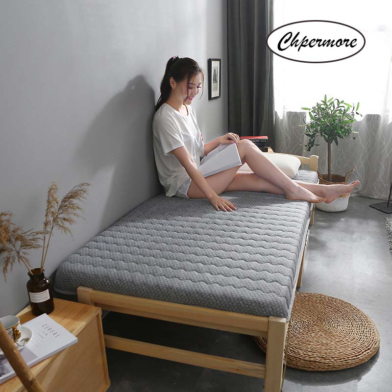Chpermore high quality Latex Mattress Foldable Slow Bedding Set 1