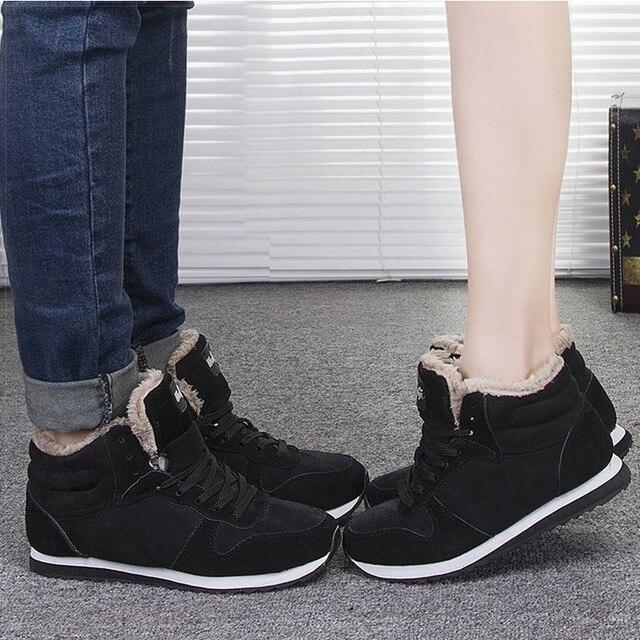 Men Winter Sneakers