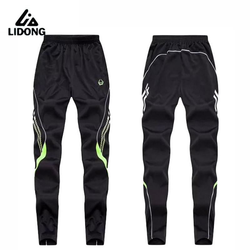 New Professional Soccer Training Pants Slim Skinny Sports Polyester font b Football b font Running Pants
