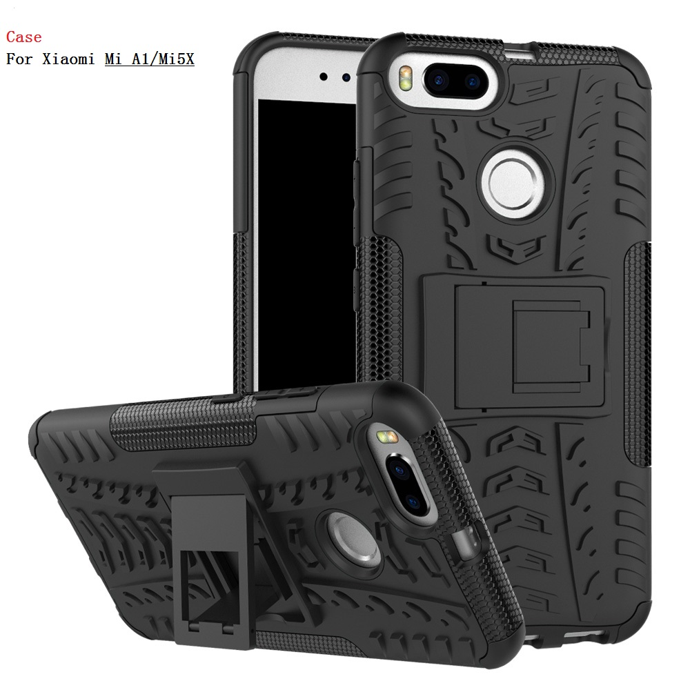 Cases For Xiaomi Mi A1 Case Mi 5X Mi A1 Cover Heat Dissipation Cover Phone Hard Back PC Full Cover Xiomi for Xiaomi Mi A1 MI5X