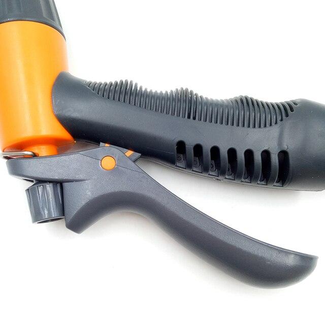 2 Pattern Water Gun Hose Sprayer for Watering Lawn and Garden Sprinkle 5