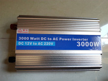 3000W-3,Modified Sine Wave power inverter 3000w peak 6000W DC12V to AC 220V dc ac car Power Inverter,Body size:340mm*205mm*80mm