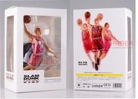 Anime Slam Dunk Sakuragi Hanamichi 10 # Dunk Version 24CM PVC Figure New In Box