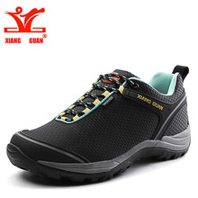 Men XIANGGUAN Women shoes sales Canvas Waterproof Hiking Shoes ,Low Slip Resistant Shoes Climbing sneakers Comfort Durable Shoes