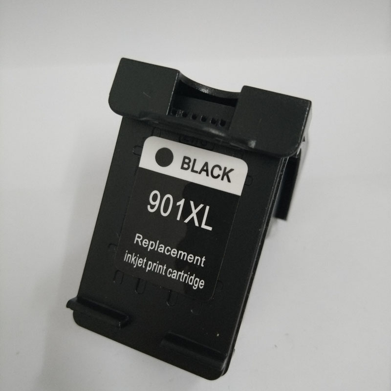 vilaxh 901xl Compatible Ink Cartridge Replacement For <font><b>HP</b></font> <font><b>901</b></font> <font><b>xl</b></font> for Officejet 4500 J4580 J4550 J4540 J4680 J4524 J4535 Printer image