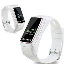 B7 Smart Watch телефон гарнитура bluetooth монитор сердечного ритма Браслет фитнес-трекер Браслет для Android PK Xiaomi Группа 2