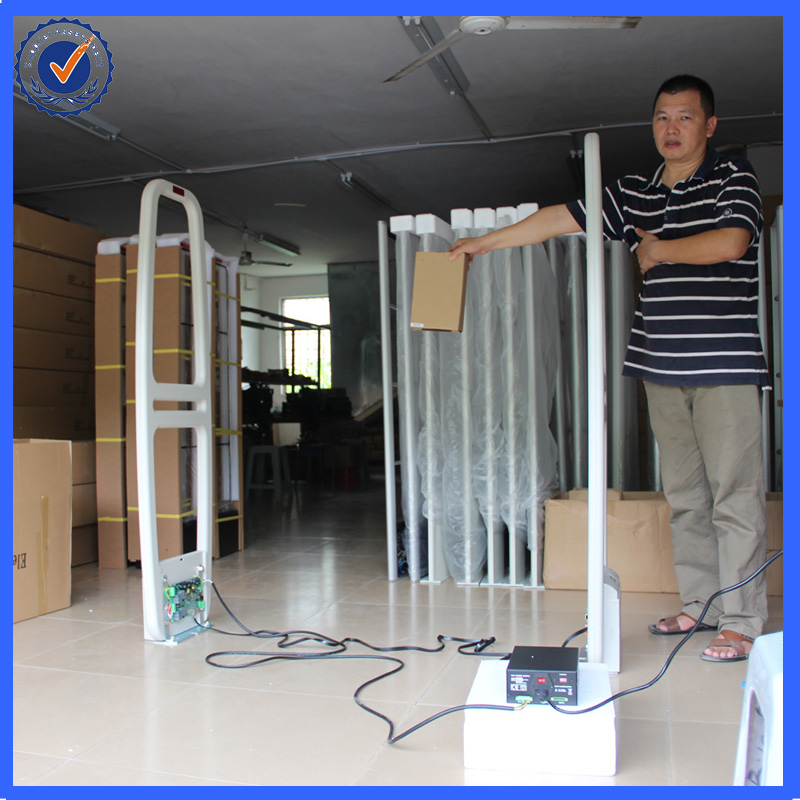 58Khz eas system, dual eas anti theft system,retail store ...