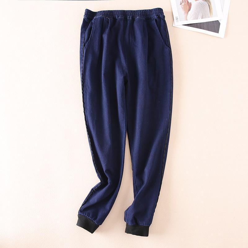 T-inside40 2018 Summer Trousers For Women Elmer Mr Wonderful Shose Women Joggers Women Fake Designer Clothes Pants Female