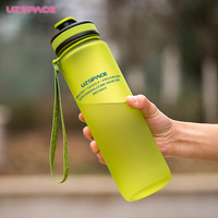 Exit Superior Products Excellent Will Capacity Plastic Cup Originality Outdoor Sport Kettle Bottle Leak Proof