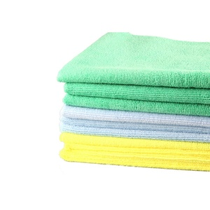 Image 4 - 1Pcs New Microfiber Auto Detailing Towel 40x40cm 300GSM  Ultra Soft Edgeless Towel Perfect For Car Washing Paint Care Accessory