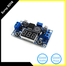 LM2596 LM2596S power module with LED Voltmeter DC-DC adjustable step-down power supply module with digital display