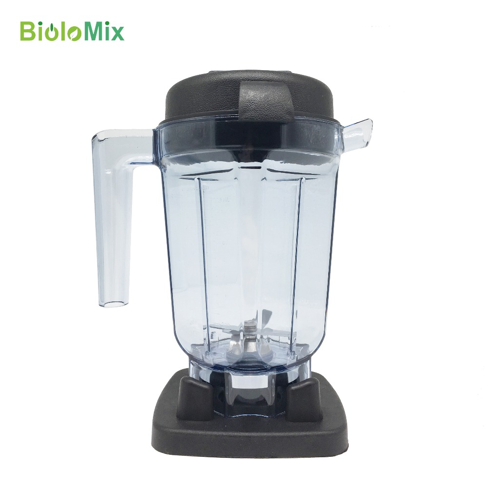 BPA FREE 32 Ounce 900ml Dry Grains Grinding Jar container pitcher small grinder jug for blender