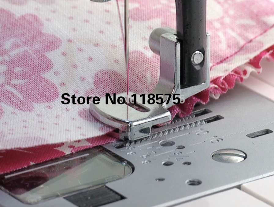 for JANOME SINGER GATHERING PRESSER FOOT for house hold sewing machine Good quality