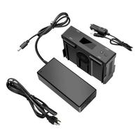 Charging Hub Drone Charger For DJI Mavic 2 4 in1 Rapid Smart Multi Battery Intelligent Charger With LCD Display