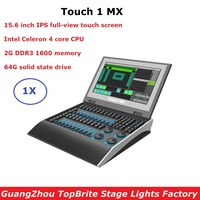 New Touch 1 MX Controller Dj Equipment Stage Light DMX Controller For LED Par Moving Head Light Laser Projector Stage Wedding