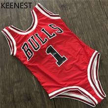 Jednoczęściowy Strój Kąpielowy Bulls