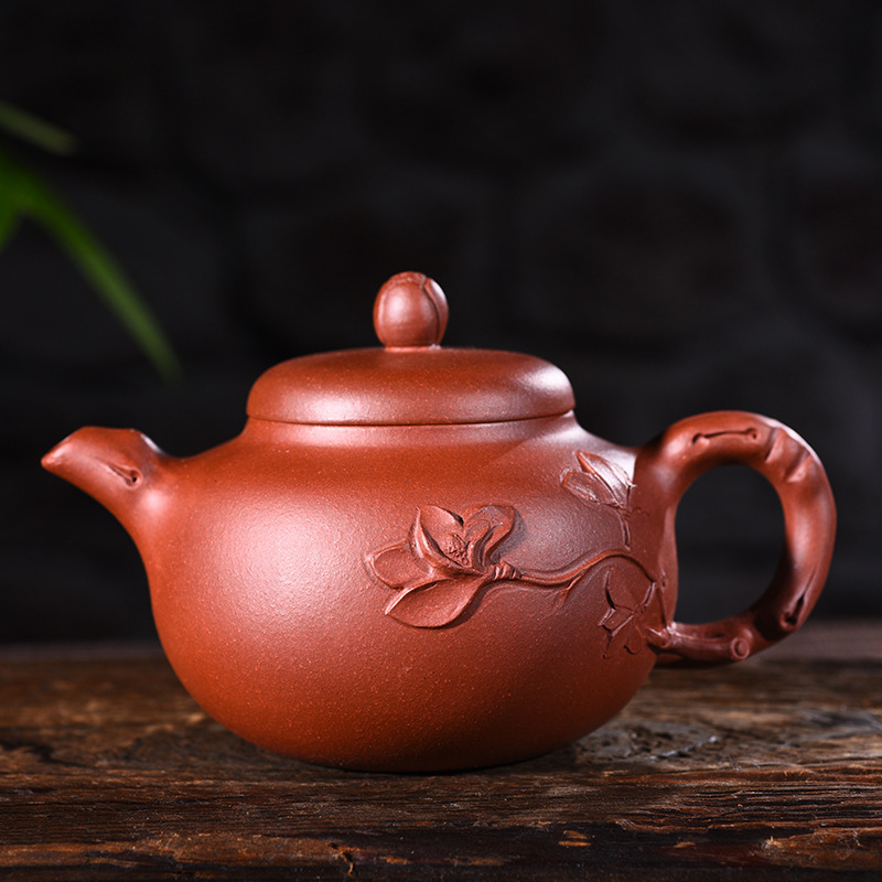 260ml Yixing Zisha Teapot Authentic Handmade Qingshui Mud Tea Pot Kung Fu Tea Kettle Purple Clay Tea Set Wholesale Free Shipping260ml Yixing Zisha Teapot Authentic Handmade Qingshui Mud Tea Pot Kung Fu Tea Kettle Purple Clay Tea Set Wholesale Free Shipping