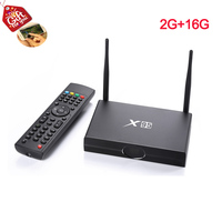 X95 Pro Smart Android TV Box Amlogic S905X Quad Core 2GB DDR3 Ram 16GB Rom 2