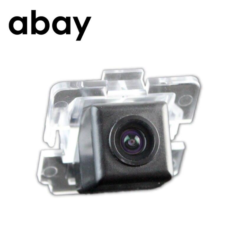 Автомобильная парковочная камера заднего вида для Citroen C-Crosser для Peugeot 4007, камера ночного видения HD, камера заднего вида ccd