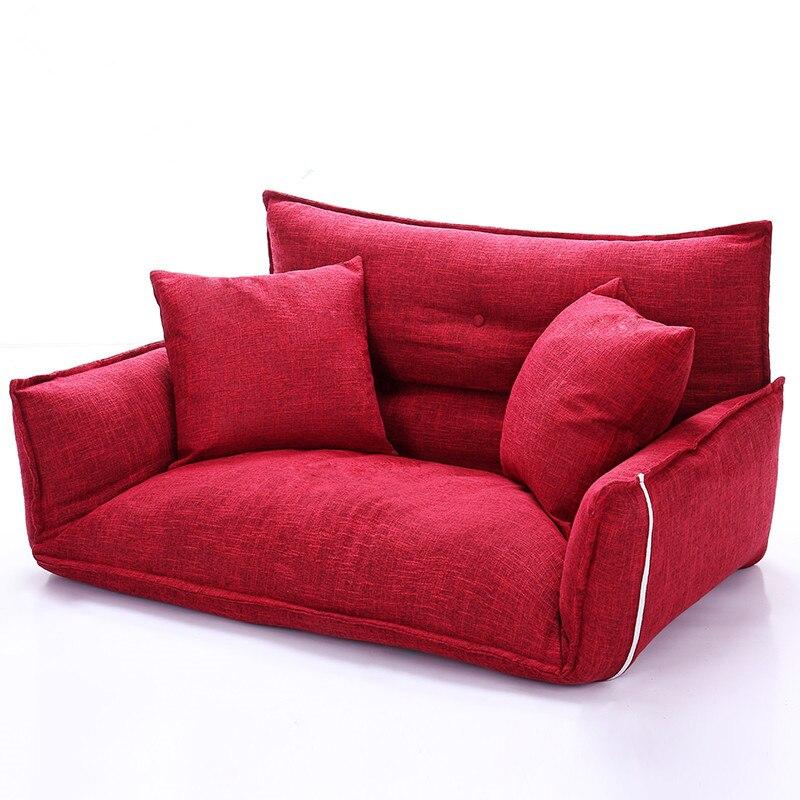 купить регулируемый пол ленивый диван складной кровати для Studio
