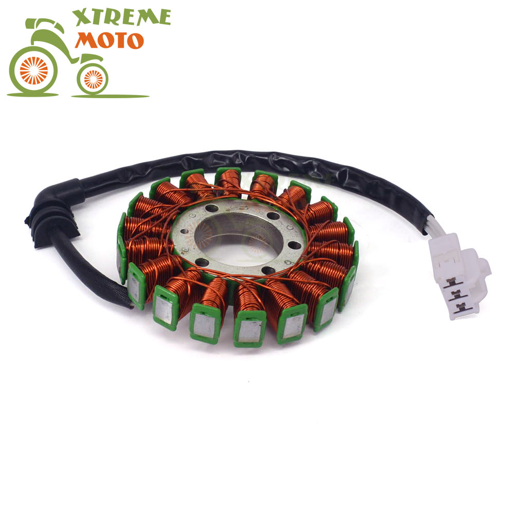 Motorcycle Generator Magneto Engine Stator Coil For YAMAHA YZF R6 YZFR6 YZF-R6 2006 2007 2008 2009 2010 2011 2012 2013 2014 motocross dirt bike enduro off road wheel rim spoke shrouds skins covers for yamaha yzf r6 2005 2006 2007 2008 2009 2010 2011 20