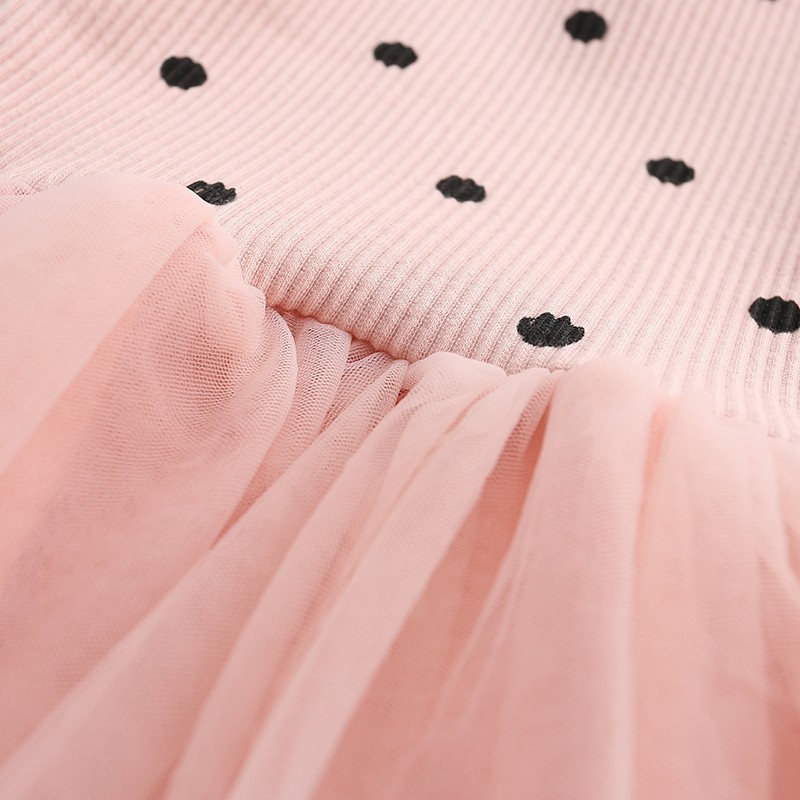 HTB1UKw OVXXXXcRXXXXq6xXFXXXs - Bear Leader Girls Dress Princess Dress 2017 Brand Girls Dress Children Clothing Ball Gown Dot Print Kids Clothes Girls Dresses