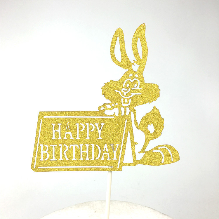 Happy Birthday Cake Toppers Wholesale